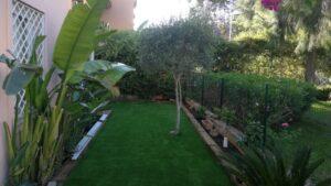 El cuidado del jardín, clave